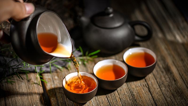 红茶流水线