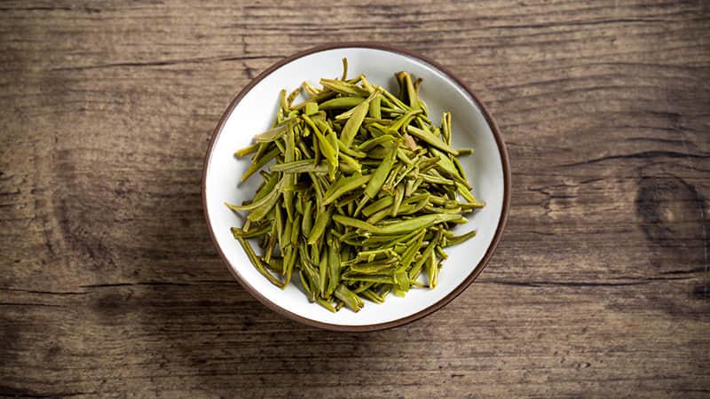 绿茶生产全自动化现场加工示范生产线