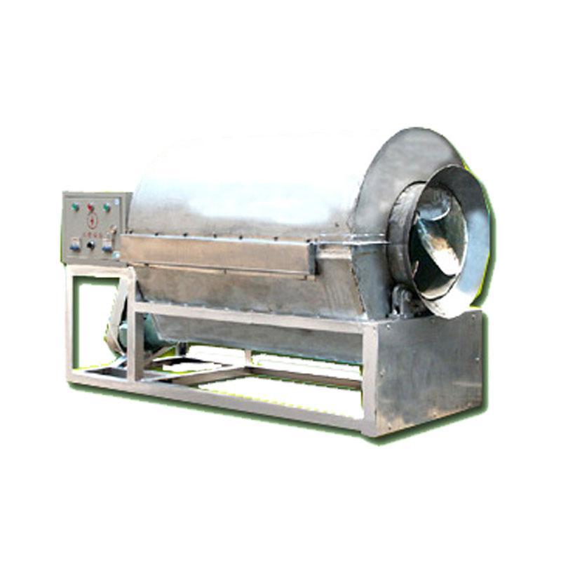 不锈钢汽热瓜子炒干机