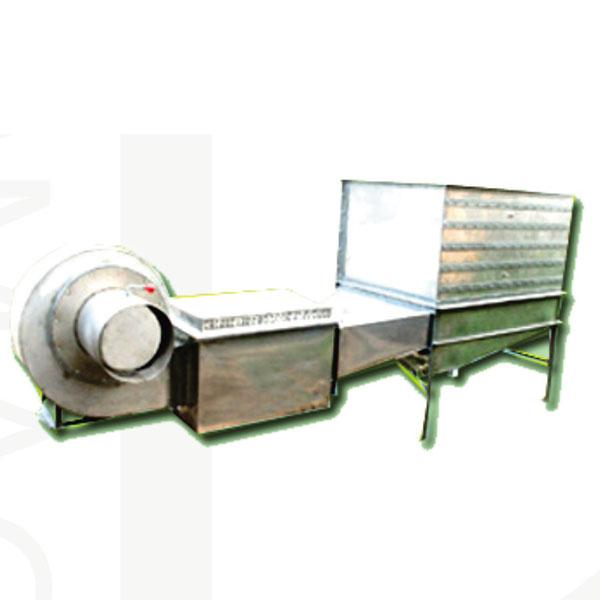 不锈钢电热百叶烘干机