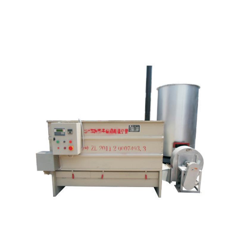 金银花机械 自动静态烘干机