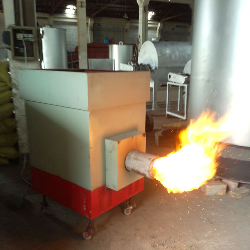 生物颗粒燃烧器